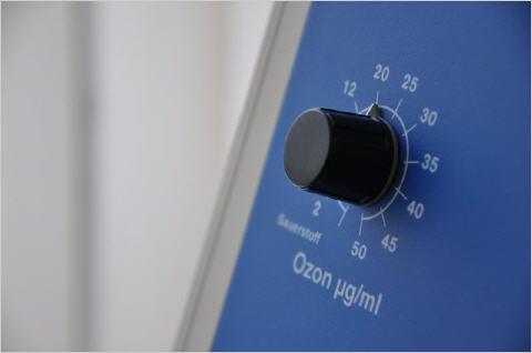 Sauerstoff - Ozon Therapie